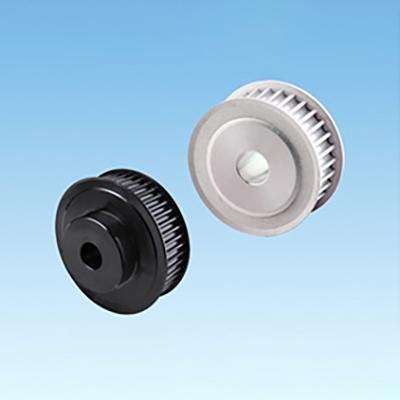 铝合金同步带轮设计不当是会造成同步带断裂的原因